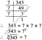 RBSE Solutions for Class 8 Maths Chapter 2 Cube and Cube Roots Ex 2.2 2