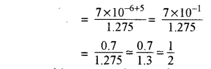 RBSE Solutions for Class 8 Maths Chapter 3 घात एवं घातांक Additional Questions L10a