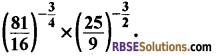 RBSE Solutions for Class 8 Maths Chapter 3 Powers and Exponents Additional Questions 14