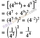 RBSE Solutions for Class 8 Maths Chapter 3 Powers and Exponents Additional Questions 4