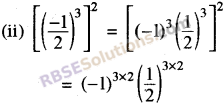 RBSE Solutions for Class 8 Maths Chapter 3 Powers and Exponents Additional Questions 5