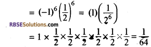 RBSE Solutions for Class 8 Maths Chapter 3 Powers and Exponents Additional Questions 6