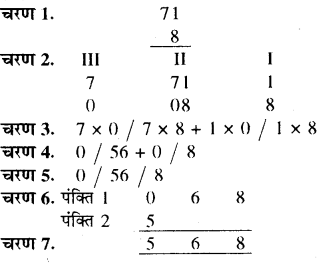 RBSE Solutions for Class 8 Maths Chapter 5 वैदिक गणित In Text Exercise 58c