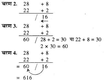 RBSE Solutions for Class 8 Maths Chapter 5 वैदिक गणित In Text Exercise 60e