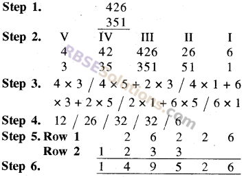 RBSE Solutions for Class 8 Maths Chapter 5 Vedic Mathematics Additional Questions img-4
