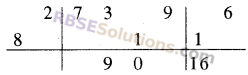 RBSE Solutions for Class 8 Maths Chapter 5 Vedic MathematicsEx 5.1 img-24