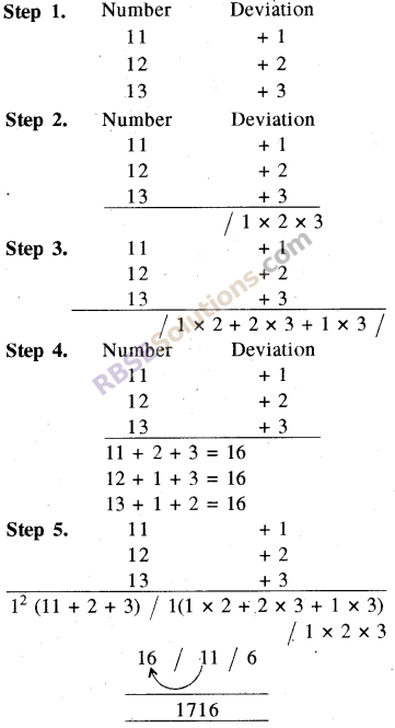 RBSE Solutions for Class 8 Maths Chapter 5 Vedic Mathematics In Text Exercise 26