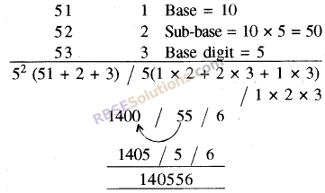 RBSE Solutions for Class 8 Maths Chapter 5 Vedic Mathematics In Text Exercise 31