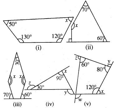 RBSE Solutions for Class 8 Maths Chapter 6 बहुभुज Ex 6.1 Q4