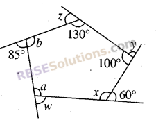 RBSE Solutions for Class 8 Maths Chapter 6 Polygons Additional Questions img-7