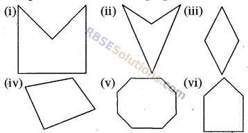 RBSE Solutions for Class 8 Maths Chapter 6 Polygons Ex 6.1 img-1