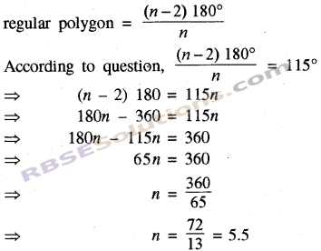 RBSE Solutions for Class 8 Maths Chapter 6 Polygons Ex 6.1 img-11