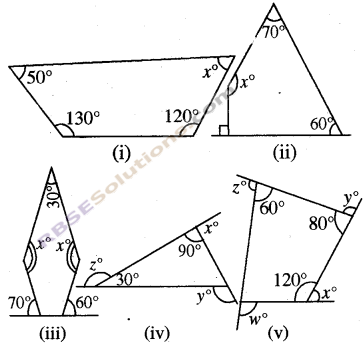 RBSE Solutions for Class 8 Maths Chapter 6 Polygons Ex 6.1 img-9