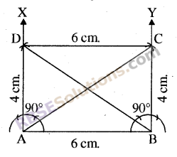 RBSE Solutions for Class 8 Maths Chapter 7 Construction of Quadrilaterals Additional Questions img-15