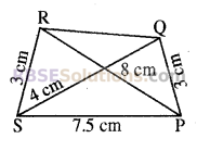 RBSE Solutions for Class 8 Maths Chapter 7 Construction of Quadrilaterals Additional Questions img-3