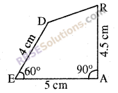 RBSE Solutions for Class 8 Maths Chapter 7 Construction of Quadrilaterals Additional Questions img-4