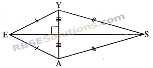 RBSE Solutions for Class 8 Maths Chapter 7 Construction of Quadrilaterals Additional Questions img-6