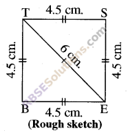 RBSE Solutions for Class 8 Maths Chapter 7 Construction of Quadrilaterals Ex 7.1 img-7