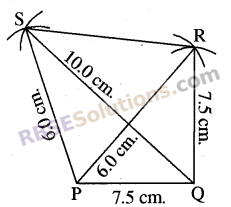 RBSE Solutions for Class 8 Maths Chapter 7 Construction of Quadrilaterals Ex 7.2 img-6