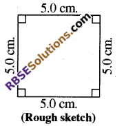 RBSE Solutions for Class 8 Maths Chapter 7 Construction of Quadrilaterals Ex 7.6 img-1