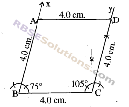 RBSE Solutions for Class 8 Maths Chapter 7 Construction of Quadrilaterals Ex 7.6 img-16