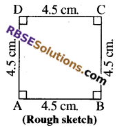 RBSE Solutions for Class 8 Maths Chapter 7 Construction of Quadrilaterals Ex 7.6 img-3