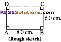RBSE Solutions for Class 8 Maths Chapter 7 Construction of Quadrilaterals Ex 7.6 img-7