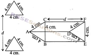 RBSE Solutions for Class 8 Maths Chapter 8 Visualization of Solids Ex 8.1 img-1