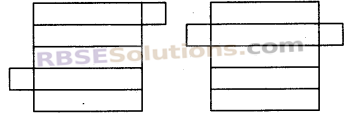 RBSE Solutions for Class 8 Maths Chapter 8 Visualization of Solids Ex 8.2 img-2