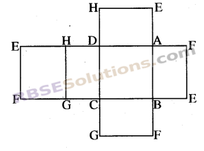 RBSE Solutions for Class 8 Maths Chapter 8 Visualization of Solids In Text Exercise img-4