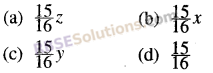 RBSE Solutions for Class 8 Maths Chapter 9 Algebraic Expressions Additional Questions img-1
