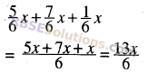 RBSE Solutions for Class 8 Maths Chapter 9 Algebraic Expressions Additional Questions img-2