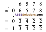 RBSE Solutions for Class 9 Maths Chapter 1 Vedic Mathematics Ex 1.2 4