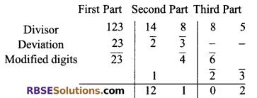 RBSE Solutions for Class 9 Maths Chapter 1 Vedic Mathematics Ex 1.3 18