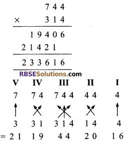 RBSE Solutions for Class 9 Maths Chapter 1 Vedic Mathematics Ex 1.3 6