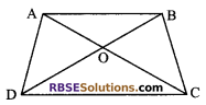 RBSE Solutions for Class 9 Maths Chapter 10 Area of Triangles and Quadrilaterals Additional Questions - 14