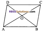 RBSE Solutions for Class 9 Maths Chapter 10 Area of Triangles and Quadrilaterals Additional Questions - 5