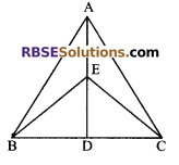 RBSE Solutions for Class 9 Maths Chapter 10 Area of Triangles and Quadrilaterals Additional Questions - 6