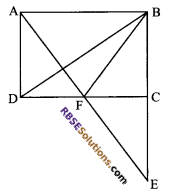 RBSE Solutions for Class 9 Maths Chapter 10 Area of Triangles and Quadrilaterals Miscellaneous Exercise - 16