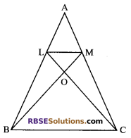 RBSE Solutions for Class 9 Maths Chapter 10 Area of Triangles and Quadrilaterals Miscellaneous Exercise - 23