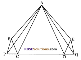 RBSE Solutions for Class 9 Maths Chapter 10 Area of Triangles and Quadrilaterals Miscellaneous Exercise - 24