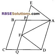 RBSE Solutions for Class 9 Maths Chapter 10 Area of Triangles and Quadrilaterals Miscellaneous Exercise - 27