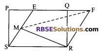 RBSE Solutions for Class 9 Maths Chapter 10 Area of Triangles and Quadrilaterals Miscellaneous Exercise - 7