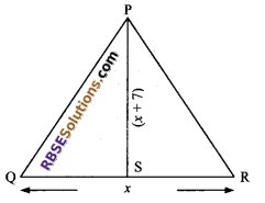 RBSE Solutions for Class 9 Maths Chapter 11 Area of Plane Figures Additional Questions - 13