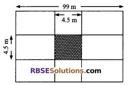 RBSE Solutions for Class 9 Maths Chapter 11 Area of Plane Figures Miscellaneous Exercise - 13
