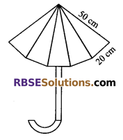 RBSE Solutions for Class 9 Maths Chapter 11 Area of Plane Figures Miscellaneous Exercise - 8