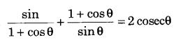 RBSE Solutions for Class 9 Maths Chapter 14 न्यून कोणों के त्रिकोणमितीय अनुपातEx 14.3 Q10