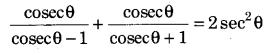 RBSE Solutions for Class 9 Maths Chapter 14 न्यून कोणों के त्रिकोणमितीय अनुपातEx 14.3 Q8