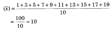 RBSE Solutions for Class 9 Maths Chapter 15 सांख्यिकी Additional Questions SAQ 9
