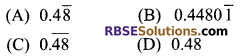 RBSE Solutions for Class 9 Maths Chapter 2 Number System Additional Questions 11